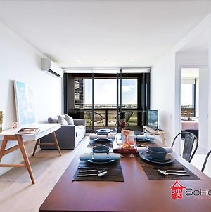 889 Collins - 806N - Free Parking+The Cool Humble Man:2Br Apt@Docklands photos Exterior