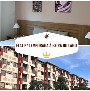 Flat A Beira Do Lago photos Exterior