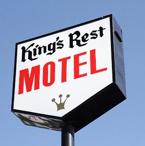 King'S Rest Motel photos Exterior