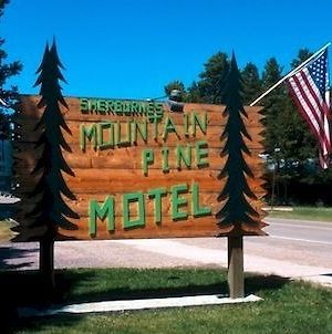 Mountain Pine Motel photos Exterior