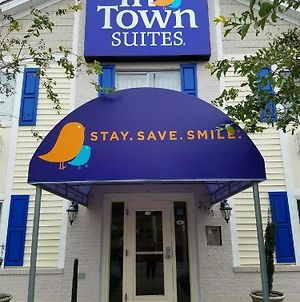 Intown Suites Extended Stay Greenville photos Exterior