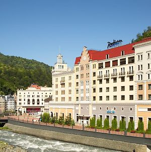 Radisson Rosa Khutor photos Exterior