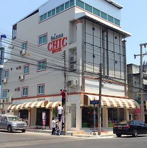 Chic Hotel Suratthani photos Exterior