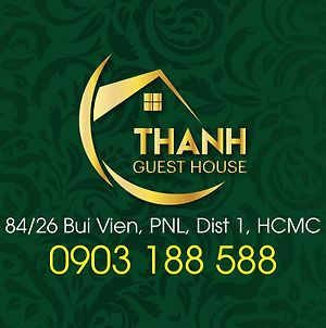 Thanh Hostel photos Exterior