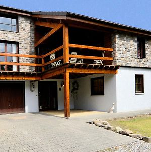 Beautiful Chalet With Sauna And Private Garden In Septon photos Exterior