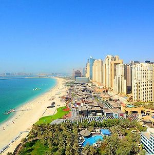 Beachfront Stunning Sea View 2 Bedroom Jbr photos Exterior