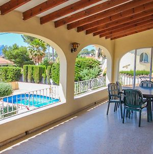 Bal-30E - Traditionally Furnished Detached Villa With Peaceful Surroundings In Benissa photos Exterior