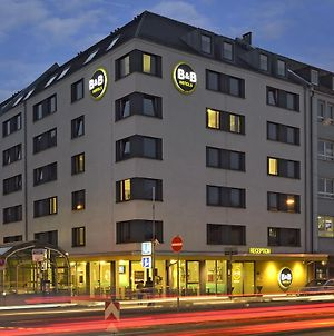 B&B Hotel Nurnberg-City photos Exterior