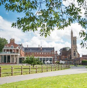 Stanbrook Abbey photos Exterior