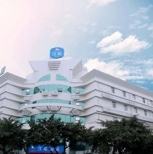 Hanting Hotel Meishan Middle Chibi Road Branch photos Exterior