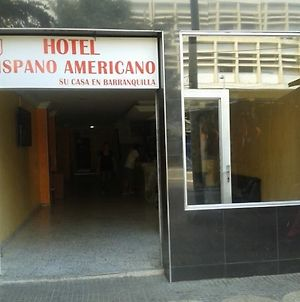 Hotel Hispano Americano photos Exterior