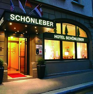 City Hotel Schonleber photos Exterior