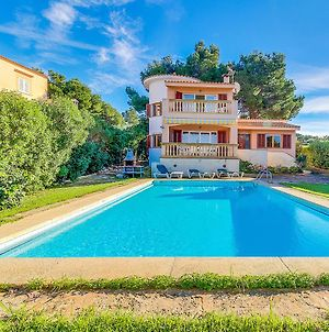 Charming Holiday Home In Badia Blava With Swimming Pool photos Exterior