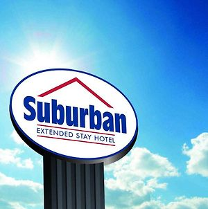 Suburban Extended Stay Hotel Shreveport Airport photos Exterior