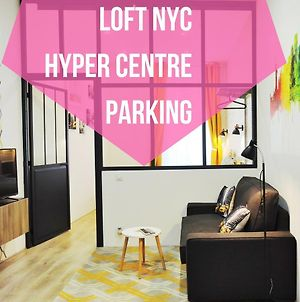 Loft Nyc Hyper Centre Parking photos Exterior