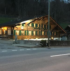 325 Year Old Swiss Chalet photos Exterior