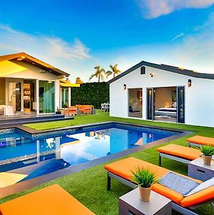 Private Modern Mansion Heated Pool & Jacuzzi photos Exterior