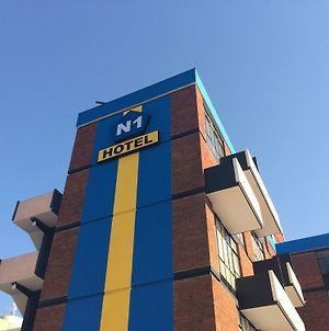 The N1 Hotel Harare photos Exterior