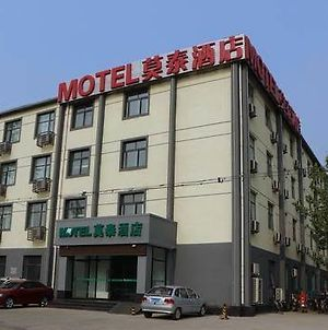 Motel Langfang High Speed Railway Station Heping Road photos Exterior