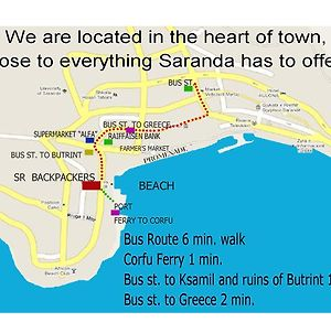Saranda Backpackers photos Exterior