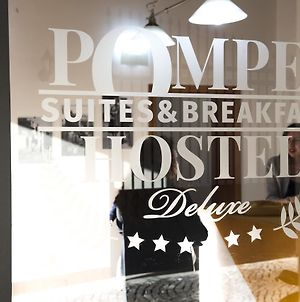 Pompei Hostel Suites & Breakfast Deluxe photos Exterior