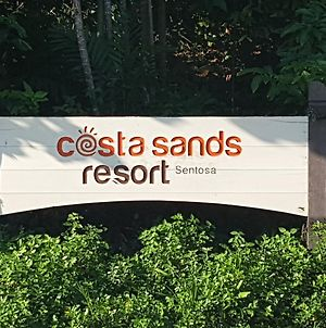 Costa Sands Resort Sentosa photos Exterior