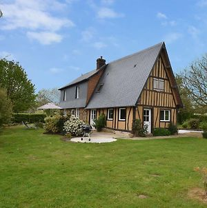 Stunning Holiday Home In Fumichon Normandy With Garden photos Exterior