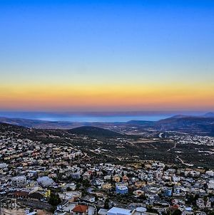 Emily'S Penthouse View Of Galilee&Golan Mountains photos Exterior