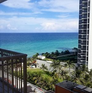 Beachfront Amazing Ocean View Apartment photos Exterior