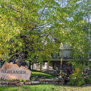 Highlander 324 Townhome With Private Hot Tub photos Exterior