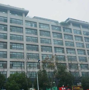 Greentree Inn Changzhou Xinbei District Taihu Road Wanda Plaza Dinosaur Park Express Hotel photos Exterior