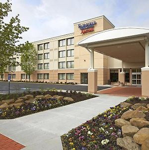 Fairfield Inn & Suites By Marriott Cleveland Beachwood photos Exterior