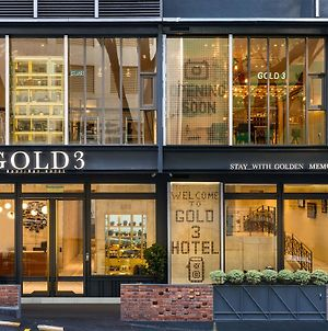 Gold 3 Boutique Hotel photos Exterior
