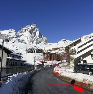 Breuil Cervinia Funicular House With Private Garage photos Exterior