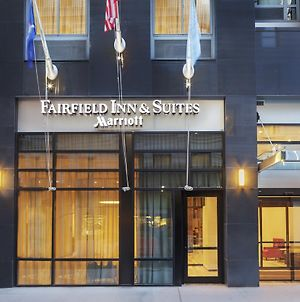 Fairfield Inn & Suites By Marriott New York Downtown Manhattan/World Trade Center Area photos Exterior
