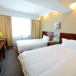 Greentree Inn Anhui Bengbu Nongji Market Changping Street Business Hotel photos Exterior