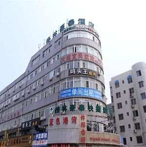 Greentree Inn Liaoning Dalian Development Zone Exp photos Exterior