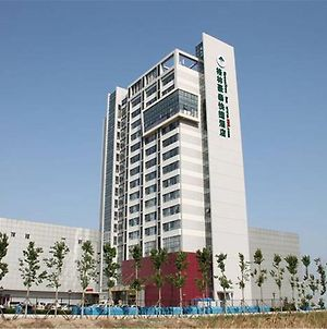 Greentree Inn Tianjin Jinnan Shuanglin Metro Station Express Hotel photos Exterior