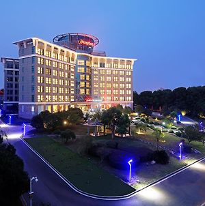 Hampton By Hilton Wuhan Tianhe Airport East photos Exterior
