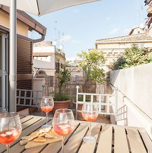 Penthouse With Terrace In The Heart Of Rome photos Exterior