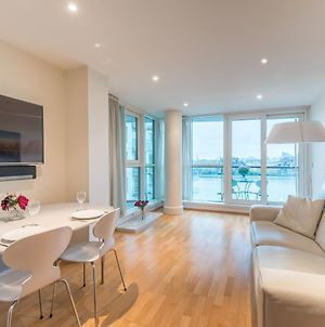 Stunning Flat Overlooking The Thames photos Exterior