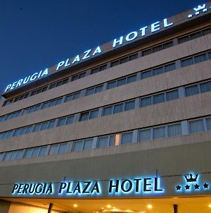 Perugia Plaza Hotel photos Exterior