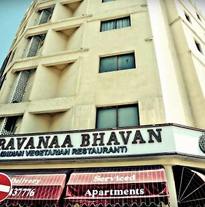 Saravanaa Bhavan Furnished Apartments photos Exterior