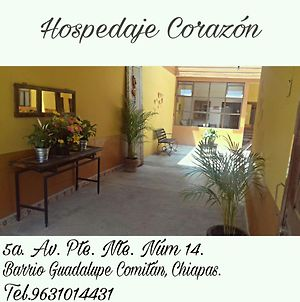 Hospedaje Corazon photos Exterior