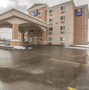 Comfort Inn And Suites Edson photos Exterior