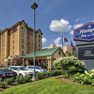 Hampton Inn & Suites Nashville-Vanderbilt-Elliston Place photos Exterior