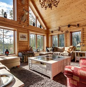 Rustic Luxury Cabin On Private Lake photos Exterior