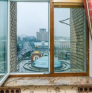 Kyiv Home With View On Independence Square photos Exterior