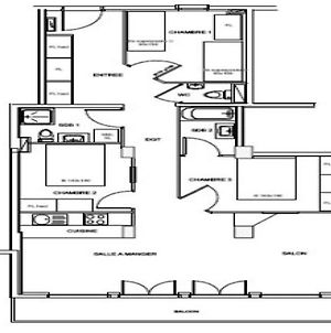 Appartement Valmorel, 4 Pieces, 8 Personnes - Fr-1-291-739 photos Exterior