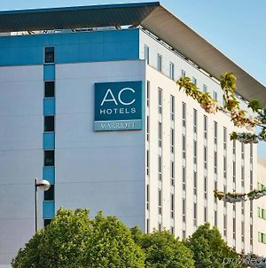 Ac Hotel By Marriott Manchester Salford Quays photos Exterior